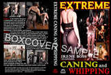 Extreme Caning and Whipping - This image © MIB Productions